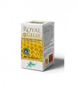 ROYAL BIO GELLY JALEA REAL FRESCA LIOFILIZADA - (40 TAB)