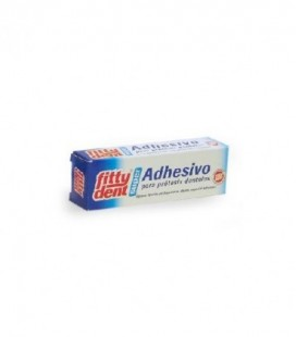 FITTYDENT SUPERADHESIVO PROTESIS DENTAL - ADHESIVO PROTESIS DENTAL (40 ML)