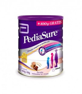 PEDIASURE POLVO - (900 G CHOCOLATE)