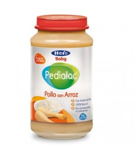 HERO BABY PEDIALAC POLLO CON ARROZ - (250 G)