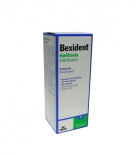 BEXIDENT COLUTORIO HALITOSIS - (500 ML)