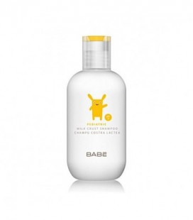 BABE CHAMPU PEDIATRICO COSTRA LACTEA - (200 ML)