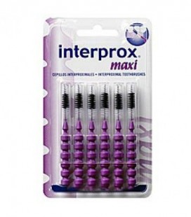 CEPILLO DENTAL INTERPROXIMAL - INTERPROX (MAXI 6 U)