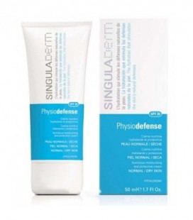 SINGULADERM PHYSIODEFENSE P NORMAL/SECA - (TUBO 50 ML)