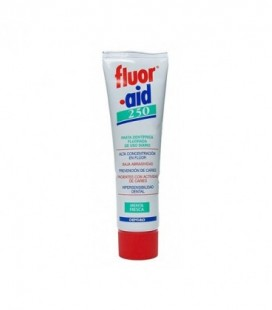 FLUOR AID 250 PASTA DENTAL - (100 ML)