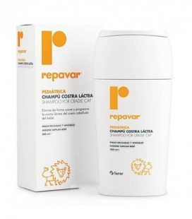 REPAVAR PEDIATRICA CHAMPU COSTRA LACTEA - (200 ML)