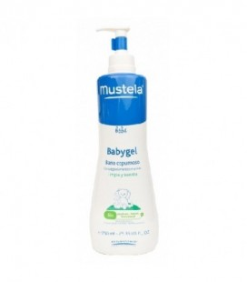 BABYGEL - MUSTELA (750 ML)