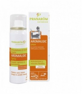 AROMALGIC SPRAY 50 ML PRANAROM