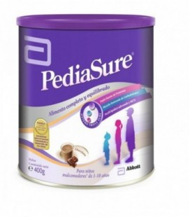 PEDIASURE POLVO CHOCOLATE 400 GR