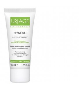 HYSEAC REESTRUCTURANTE 40 ML URIAGE