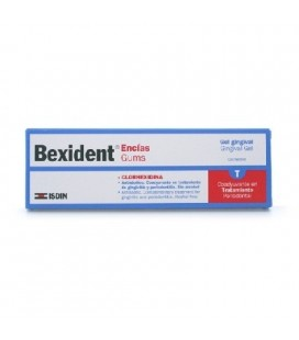 BEXIDENT ENCIAS GEL GINGIVAL CLORHEXIDINA 0.2% - (50 ML)
