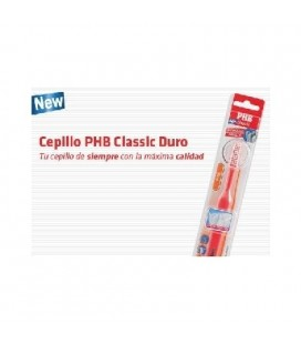 CEPILLO DENTAL ADULTO - PHB (DURO)