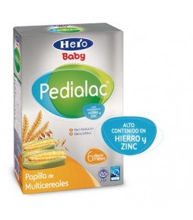 PEDIALAC PAPILLA MULTICEREALES - (600 G)
