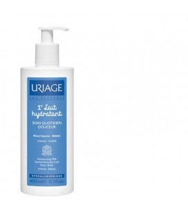 1 LECHE HIDRATANTE 400 ML URIAGE