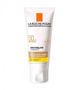 ANTHELIOS XL 50+ CREMA PANTALLA COLOREADA - LA ROCHE POSAY (50 ML)