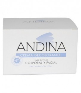 ANDINA CREMA DECOLORANTE - (30 ML)