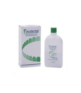 FIXODENTAL POLVO - ADHESIVO PROTESIS DENTAL (50 G)
