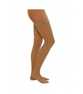 MEDIA LARGA (A-F) COMP NORMAL 140 DEN - JOBST MEDICAL LEGWEAR (BEIGE CLARO T-4)